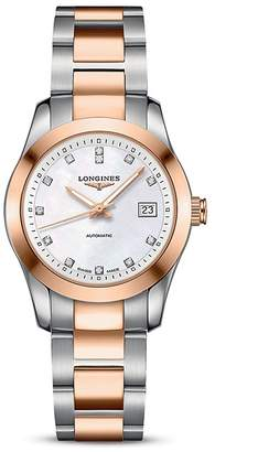 Longines Conquest Classic Watch, 38.5 mm