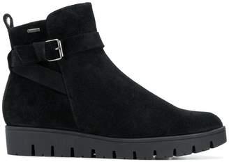 Högl buckled flat boots