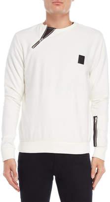 Religion Zipper Sweatshirt