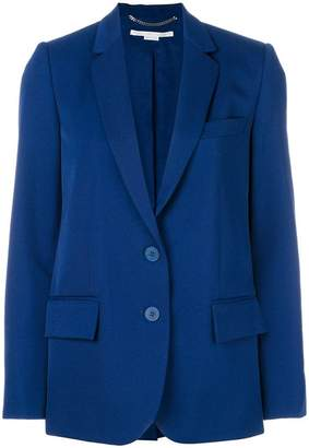 Stella McCartney slim single-breasted blazer
