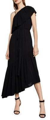 BCBGMAXAZRIA Conrad Asymmetrical Dress