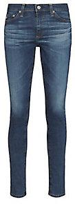 AG Midi Ankle Jeans $255 thestylecure.com