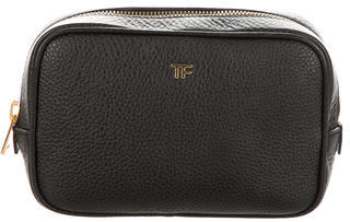 Tom Ford Tom Ford Leather Cosmetic Bag