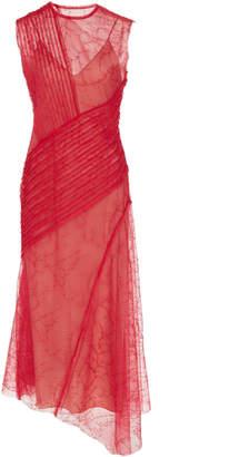 Jason Wu Collection Wrap Lace Cocktail Dress