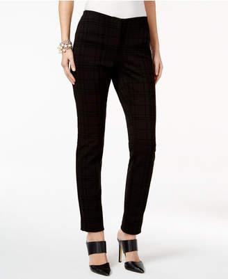 Alfani Ponte Skinny Pants, Created for Macy's
