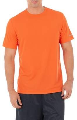 Athletic Works Big Men's Quick Dry Crew Neck Short Sleeve Shirt