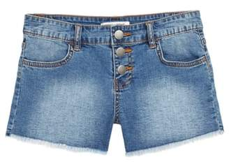 Billabong Buttoned Up Denim Shorts