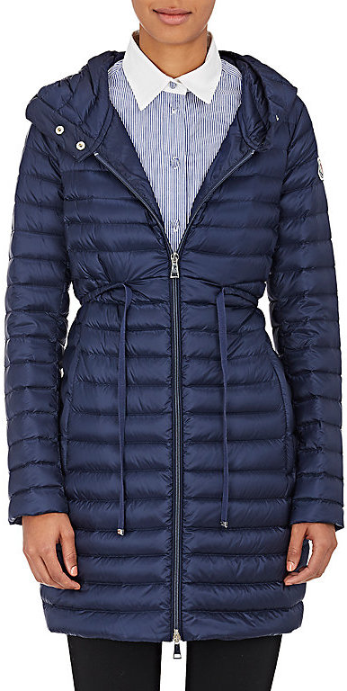Moncler Moncler Women's Barbel Hooded Puffer Coat