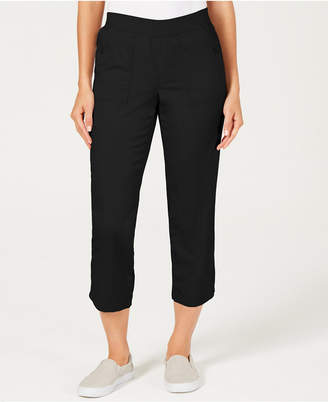 Style&Co. Style & Co Pull-On Utility Capris