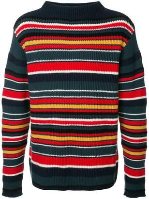 Coohem ribbed knit jumper