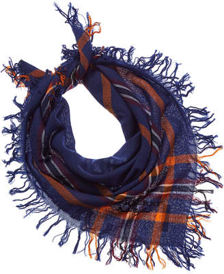 Burberry Archive Logo Classic Wool Scarf
