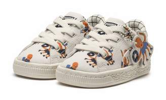 PUMA x TINYCOTTONS Basket Infant Sneakers