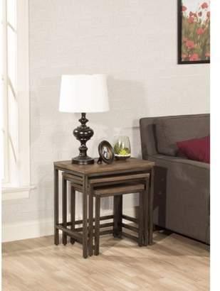 Hillsdale Furniture Castille Nesting Tables, Set of 3
