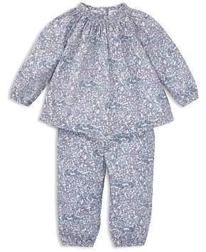 Ralph Lauren Girls' Floral Top & Pants Set - Baby