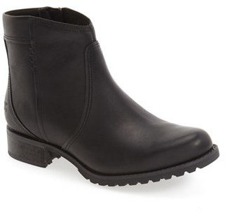 Women's Timberland 'Banfield' Waterproof Bootie $199.95 thestylecure.com