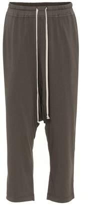 Rick Owens Cropped cotton pants