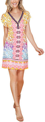 Hale Bob Nicolita Shift Dress