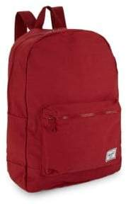 Herschel Kid's Red Cotton Casual Backpack
