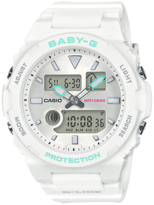 Casio Baby-G BAX100-7A Duo G-Lide Tide Series