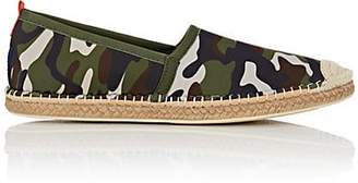 Sea Star Men's Beachcomber Camouflage Neoprene Espadrilles - Brown