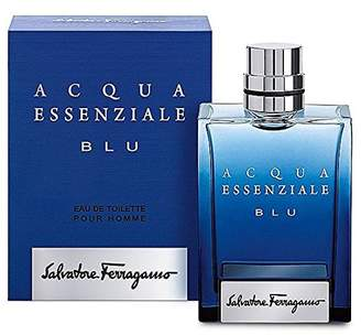 Salvatore Ferragamo Acqua Essenziale Blu for Men- EDT Spray