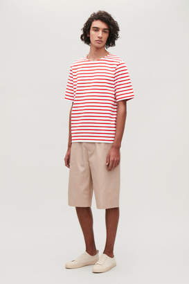 Cos BRETON-STRIPED T-SHIRT
