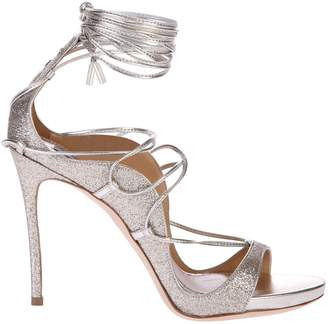DSQUARED2 Metallic Sandals