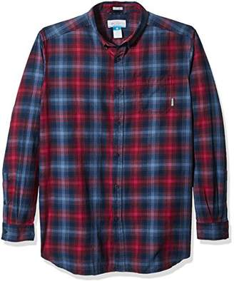 Columbia Men's Cooper Lake Big and Tall Long Sleeve Shirt