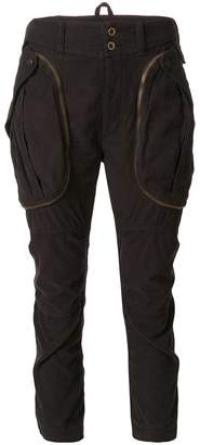 Faith Connexion cord cargo pants