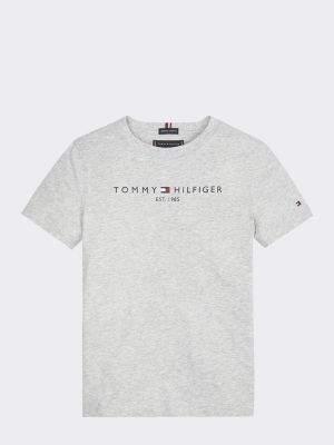 Tommy Hilfiger Essential Logo Organic Cotton T-Shirt