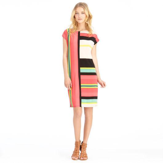 Rachel Roy Easy Boatneck Dress