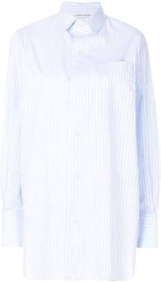 Each X Other long striped shirt