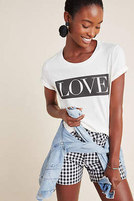 e5ecd7984 at Anthropologie · Sol Angeles Love Graphic Tee