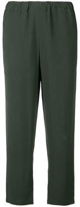 Marni cropped straight leg trousers