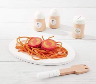 Pottery Barn Kids Spaghetti Dinner