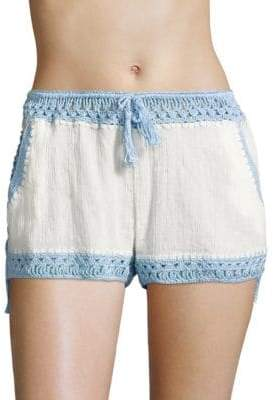 Giza Laced Shorts