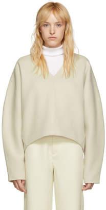 Totême Off-White Rennes Sweater