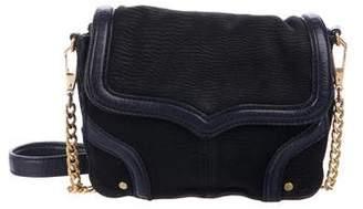 Rebecca Minkoff Leather Flap Shoulder Bag