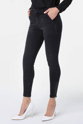 """Liverpool Jeans Company Abby ankle zip 27"""""""
