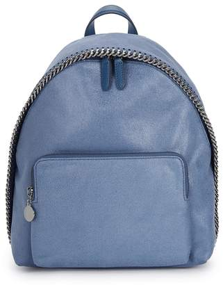 Stella McCartney Falabella Small Faux Suede Backpack