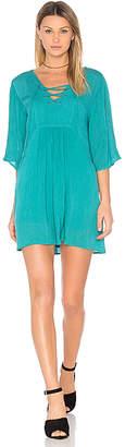 BB Dakota Jack by BB Dakota Becton Dress in Green $85 thestylecure.com