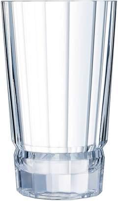 Cristal d'Arques Macassar Vase, 27cm