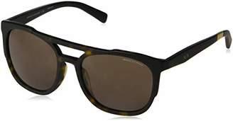 Armani Exchange Men's 0ax4076sf Rectangular Sunglasses