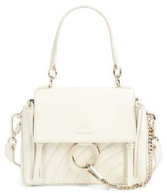 Chloé Mini Faye Day Leather Satchel
