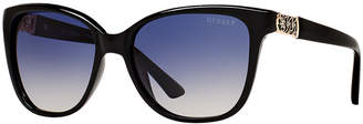 GUESS Polarized Sunglasses, Gu 7385 56