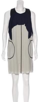 Marni Layered Mini Dress