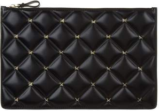 Valentino Quilted Rockstud Pouch