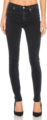 Hudson Jeans Barbara High Waist Super Skinny $175 thestylecure.com