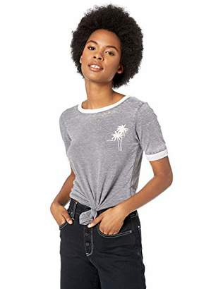 Rip Curl Junior's Passport Ringer Tee