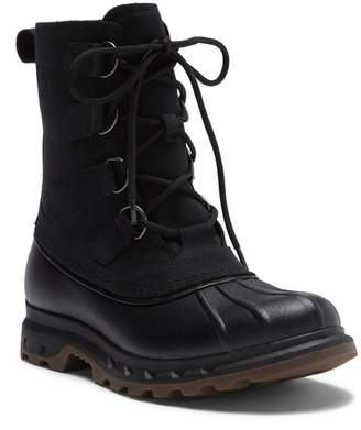 Sorel Portzman Classic Waterproof Leather Boot